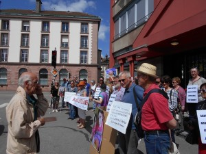 Le préfet des Vosges arrête puis expulse un dangereux bébé de 4 mois