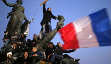 Après les attentats, la manifestation du 11 janvier 2015 a réuni près de 4 millions de personnes en France. © Reuters