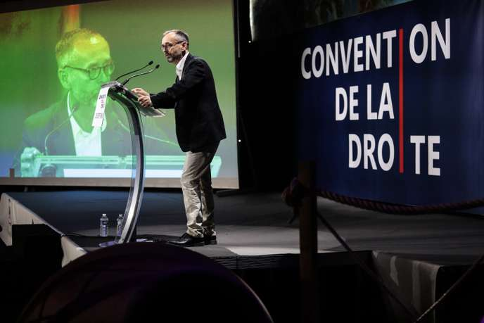 LA CONVENTION DE LA DROITE