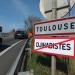 7 de ces panneaux ont été retrouvés au bord des routes dans le sud ouest- AFP
