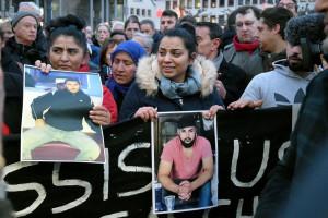 Allemagne - victime d'attentats de lED