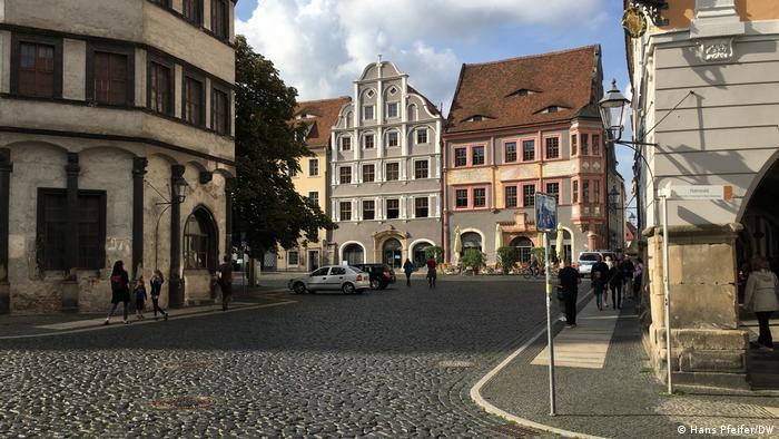 Allemange ville préservée des bombardements de la 2è guere mondiale - Goritz