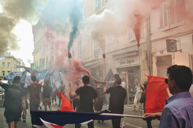 Bastion social à Bastia