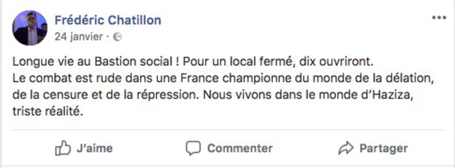 Bastion social Chatillon