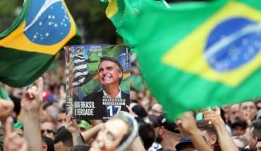 Le candidat de l'extrême droite: Bolsorano