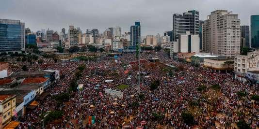 BRAZIL-ELECTION-BOLSONARO-WOMEN-PROTEST