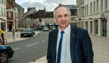F.Briffaut maire FN à Villers-Cotterêts
