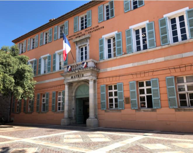 Fréjus mairie