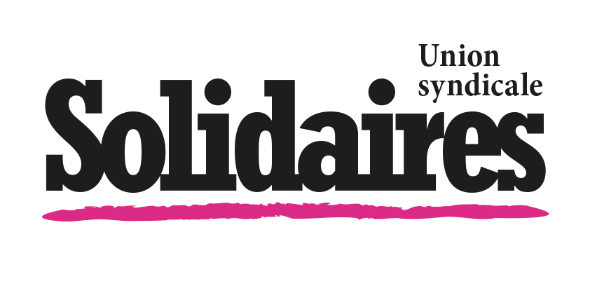 Logo Union syndical Solidaires
