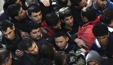 Migrants en Allemgne
