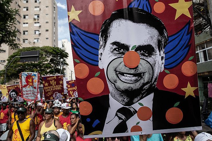 brésil, medef - Bolsonaro