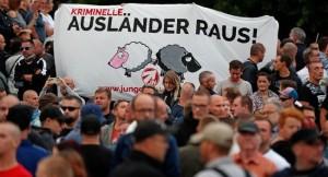 collusion police et extrême droite en Allemagne