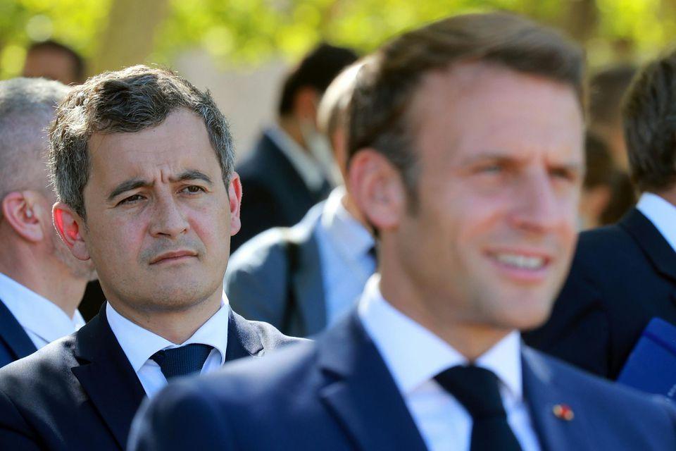 darmanain Macron