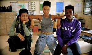 Les 3 jeunes héros du film