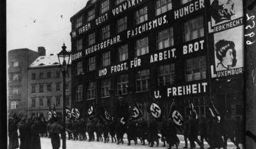 Manifestation nazie de janvier 1933