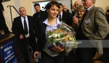 """La leader de""""Alternative pour l'Allemagne"""""""