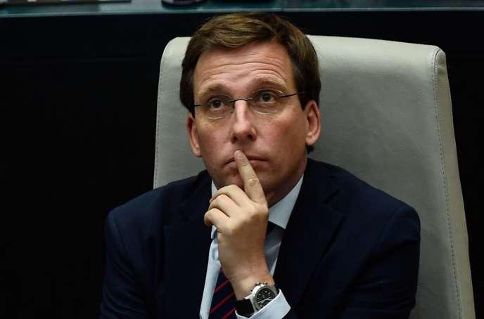 Le nouveau maire de Madrid