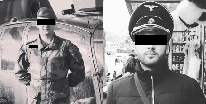 néo-nazis casquette